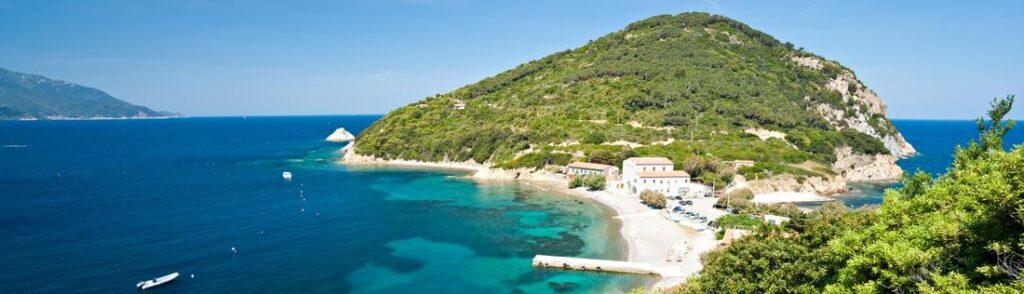 Elbas Küste - Enfola-Strand