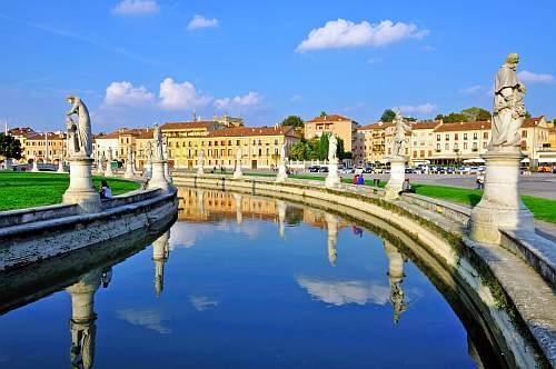Altstadt von Padua