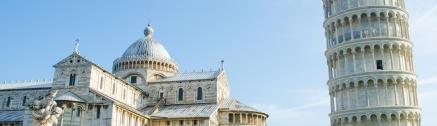 Schiefer Turm von Pisa, Toskana