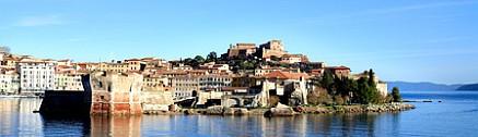 Elba - Portoferraio Altstadt