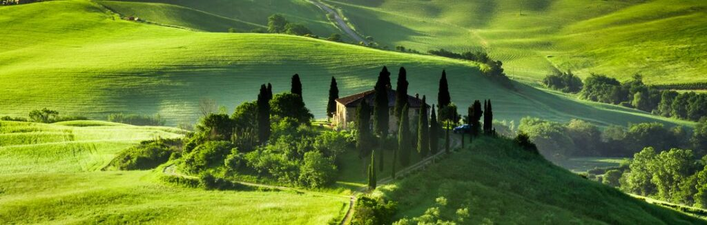 Toskana Haus - Urlaub im im Grünen